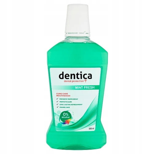 Tołpa dentica płyn jama ustna Extra Fresh + próbka