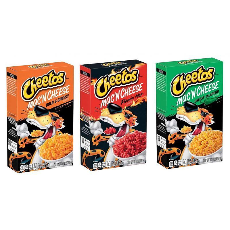 Mac N Cheese Cheetos Mac N Cheese 3 шт. Из США