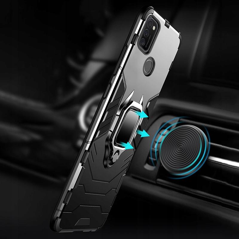 """Etui Pancerne Case + Szkło do Samsung Galaxy M21 Przekątna ekranu 6.4"""""""
