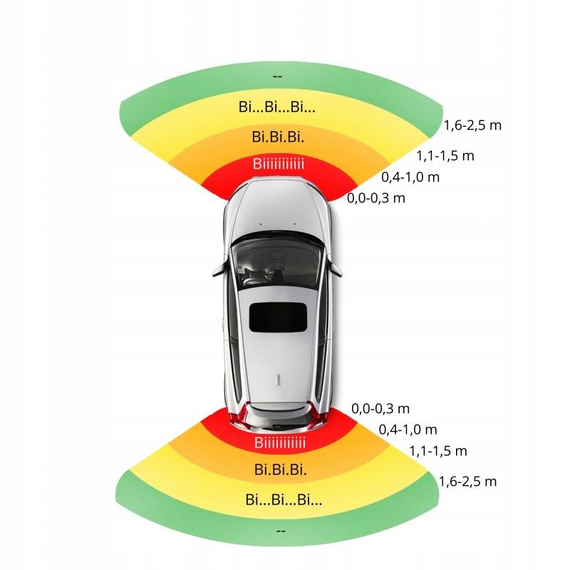 Датчики парковки, seat malaga (сеат), датчики парковки спереди сзади дисплей 8 senso, датчики