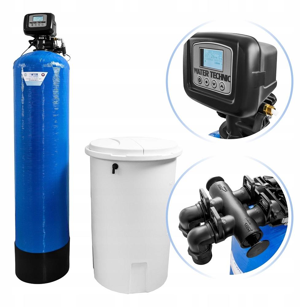 ZMIĘKCZACZ WODY WATER TECHNIC 80 UP-FLOW + DODATKI
