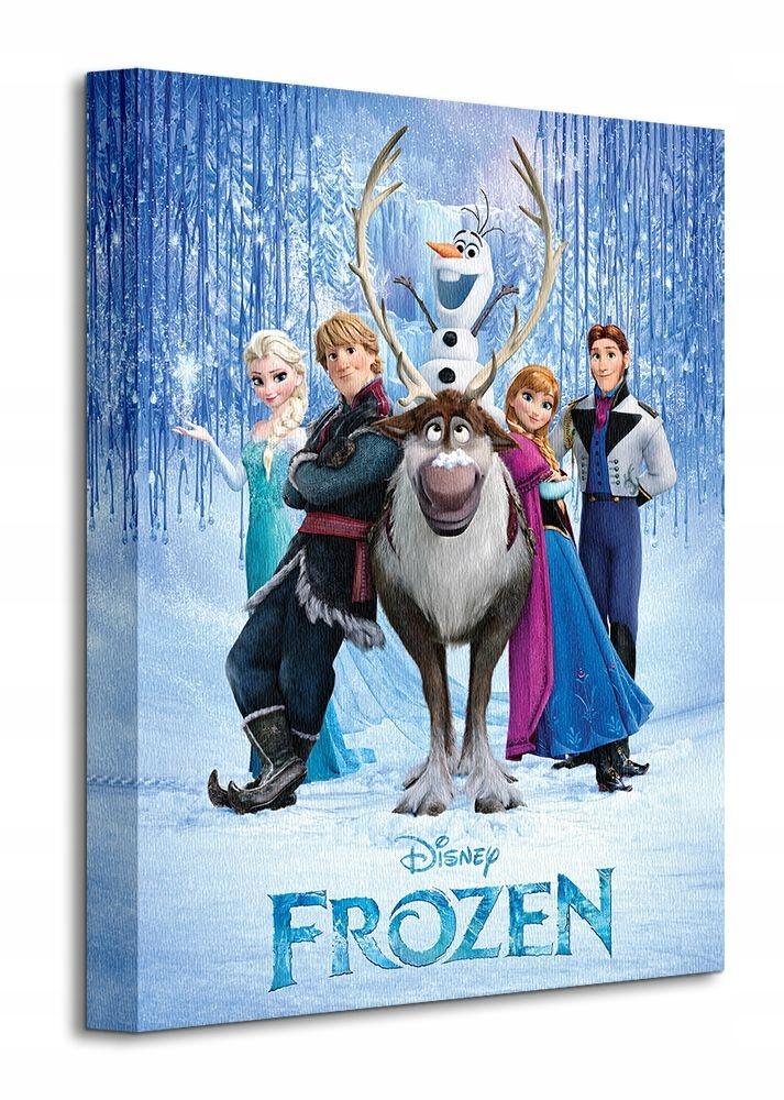 Obraz Disney Frozen Frozen na plátne 30x40 cm