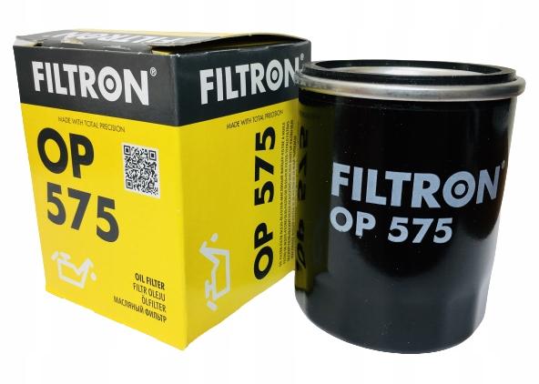 filtron фильтр масла op575