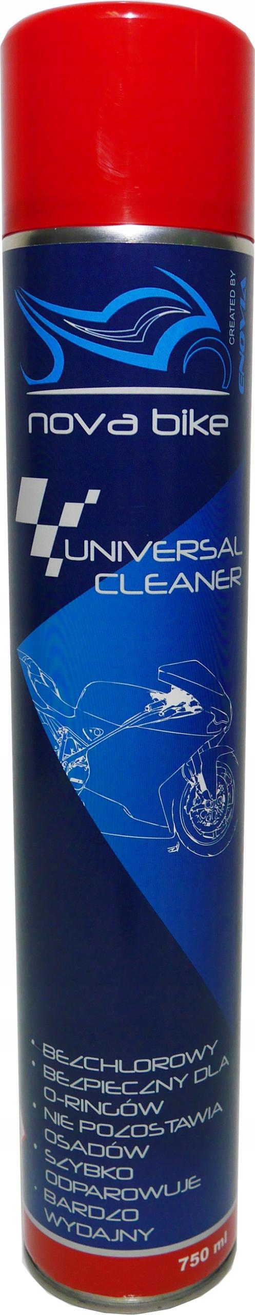 Универсальное чистящее средство для уборки NOVA BIKE