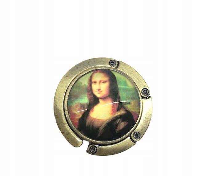 Держатель вешалки для сумочки Мона Лиза