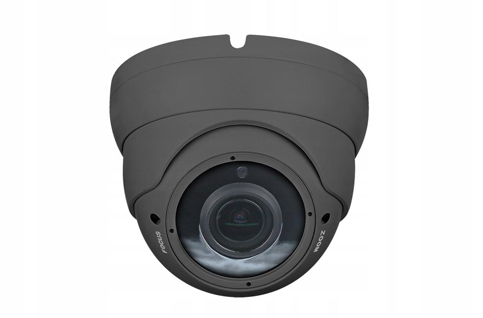 LONGSE Kamera IP sieciowa 5MPX MotoZoom optyczny