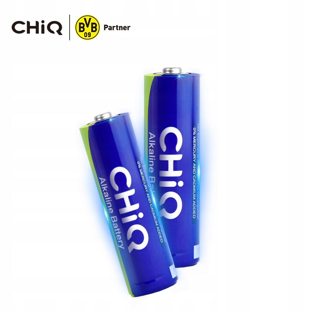 40x Mocna Bateria alkaliczna CHiQ 40BLR6 LR6 AA
