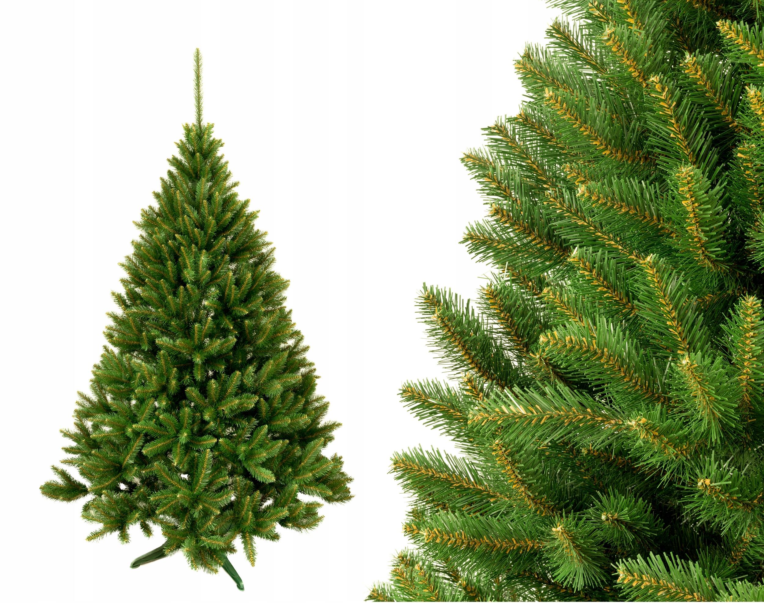 Штучне дерево, кавказька ялина 220 см, як жива
