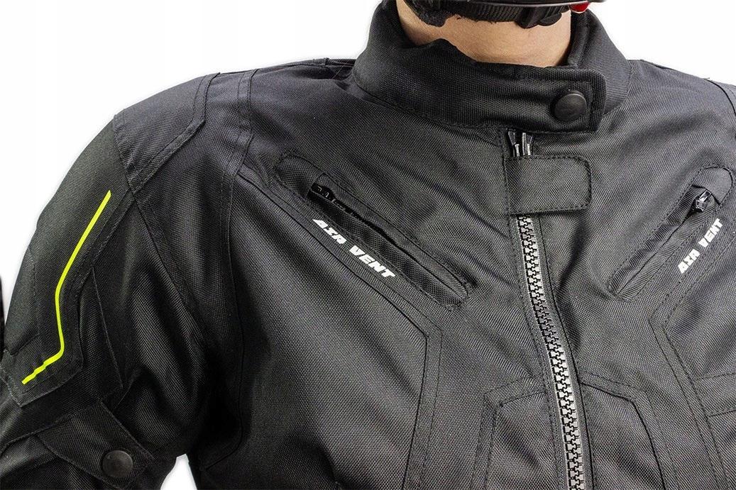 Кожанная куртка мотоциклетная женская lady sportowa, фото 6
