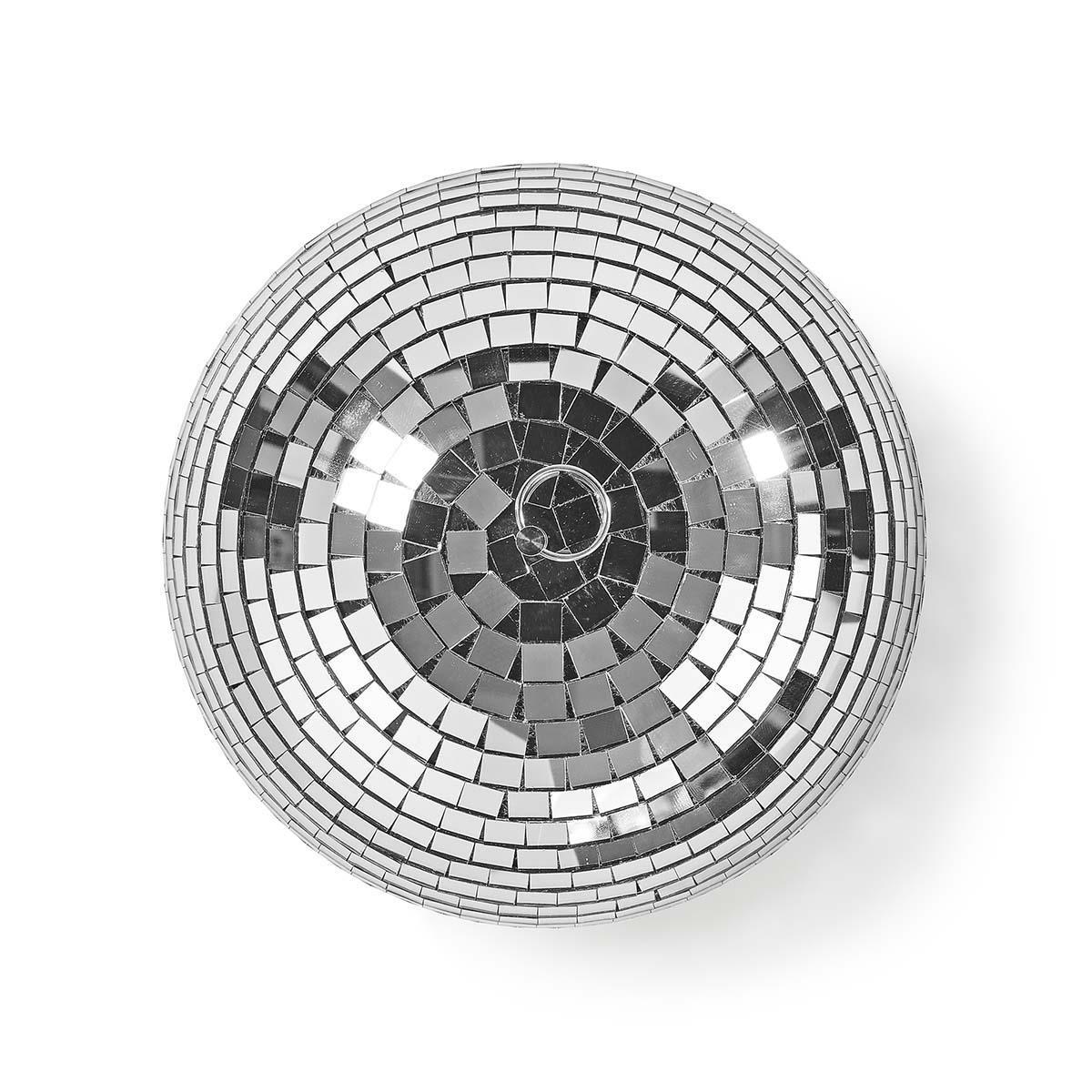 Купить Дискотечный шар Nedis Mirror, украшение 20 см на Otpravka - цены и фото - доставка из Польши и стран Европы в Украину.