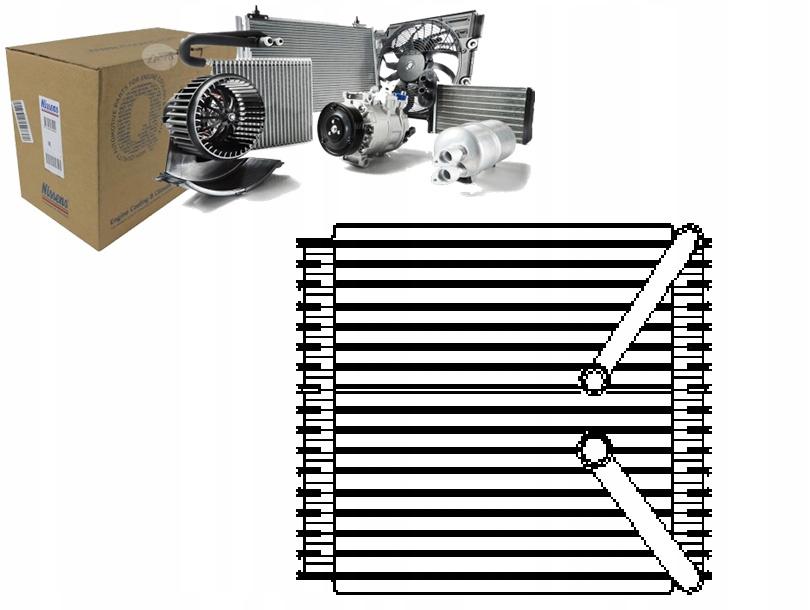 испаритель кондиционирования воздуха ford mondeo i 18 td gbp