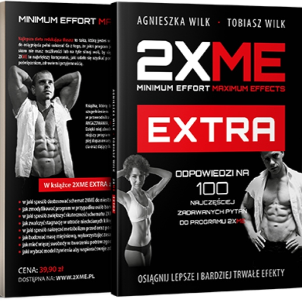 2XME EXTRA - ZWIĘKSZ SKUTECZNOŚĆ PROGRAMU 2XME!
