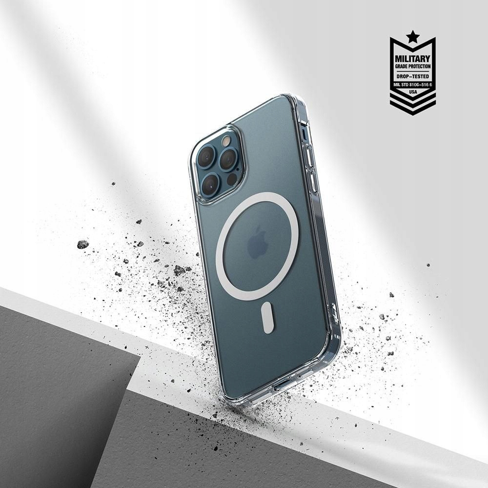 Etui Ringke Fusion Magnetic do iPhone 12 Pro Max Producent Braders