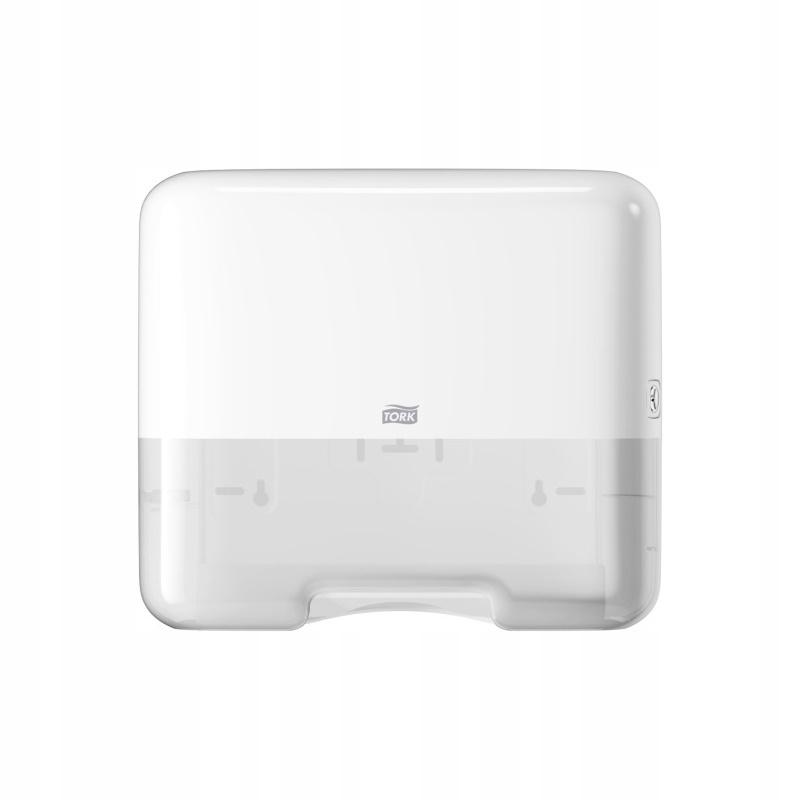 Tork 553100 - Mini dozownik do ręczników, biały H3