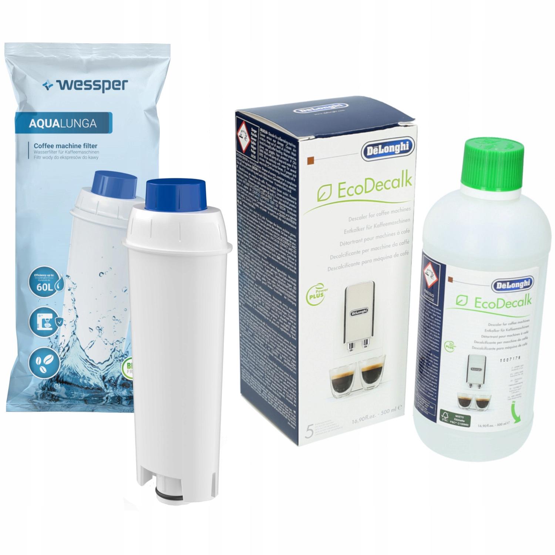 5x Wasserfilter für DeLonghi ECAM Magnifica S 23.420.SR