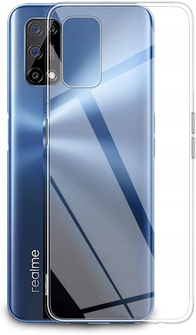 Etui do Realme 7 5G Clear Case + Szkło 9H Przeznaczenie Realme