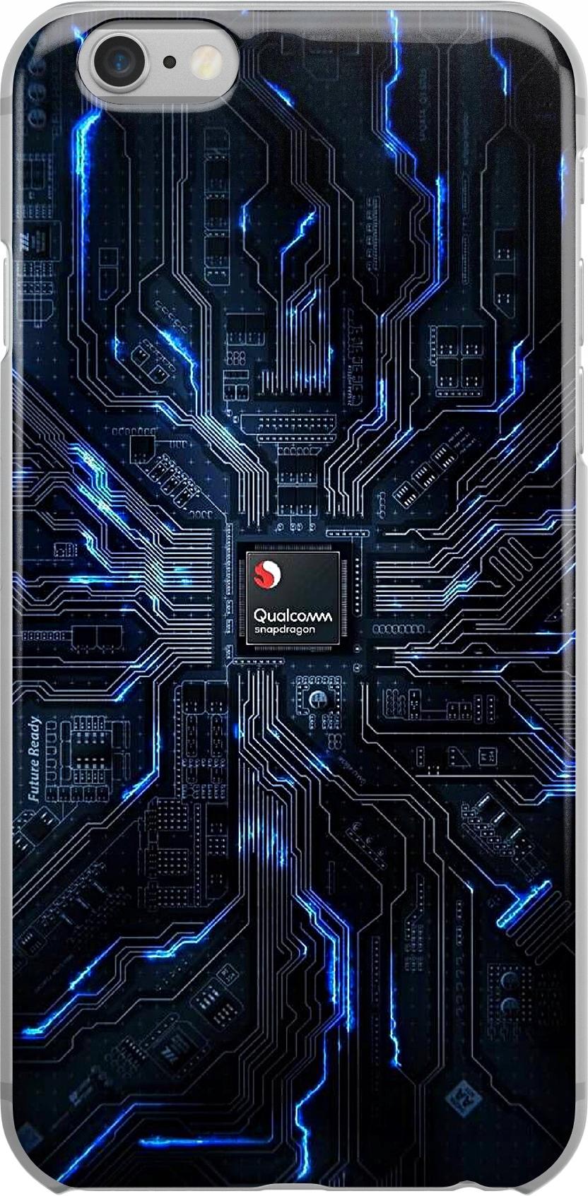 Etui Wzory Tech Huawei Y6P