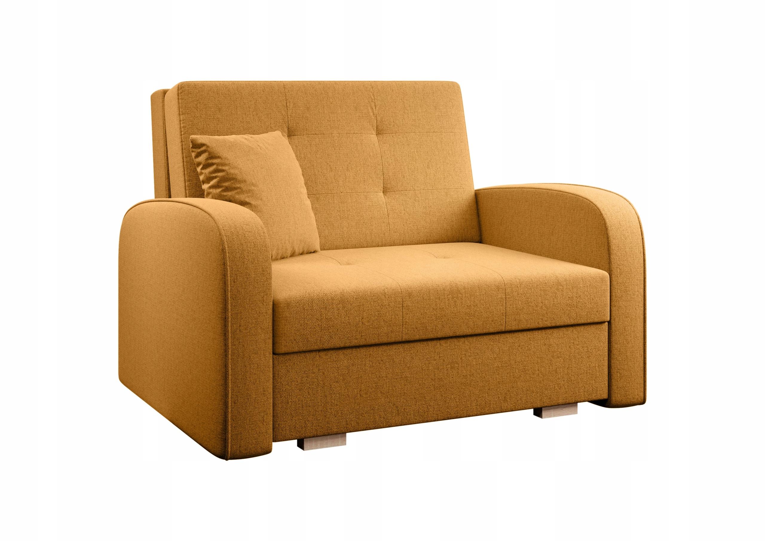 удобный диван AMBER I, односпальное кресло с откидной спинкой