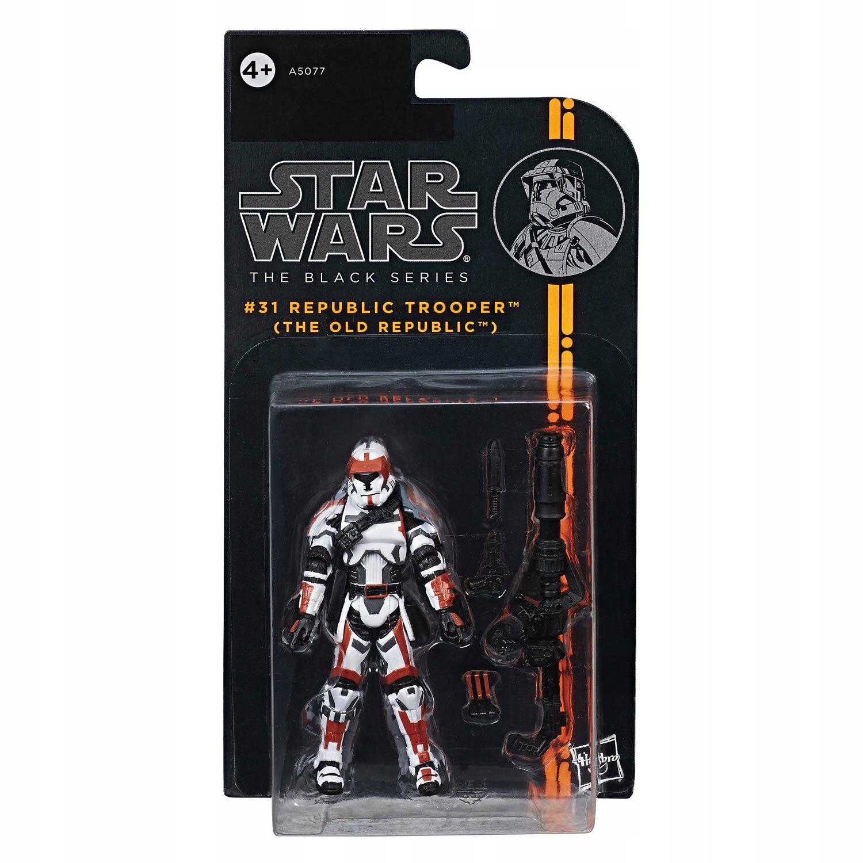 Akčná figúrka Star Wars STARÁ REPUBLIKA TROOPER