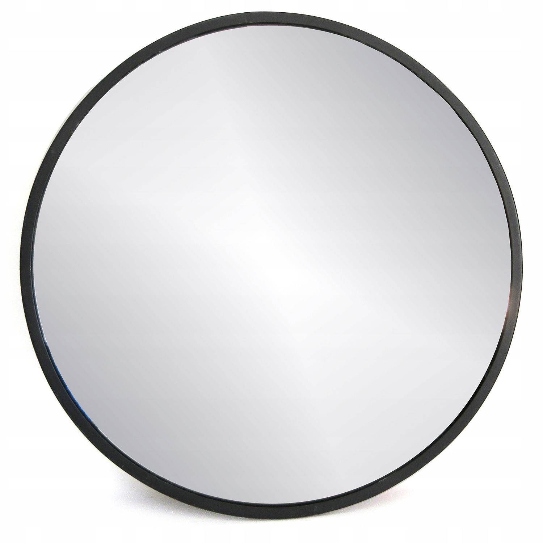 Зеркало подвесное круглое 40см для гостиной и ванной комнаты