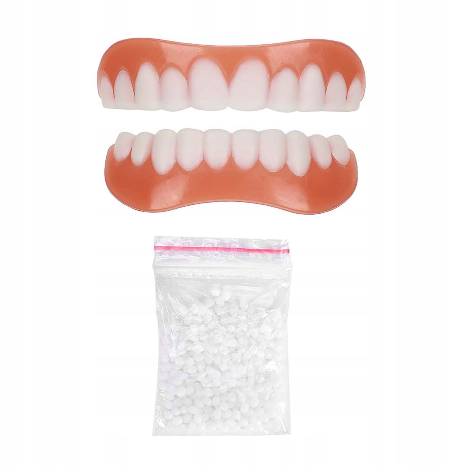 5см 5см Smile Veneers Ортодонтические зубы w61nz