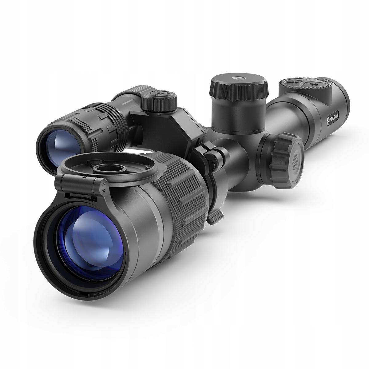 Купить Прицел ночного видения Pulsar Digex N455 на Otpravka - цены и фото - доставка из Польши и стран Европы в Украину.