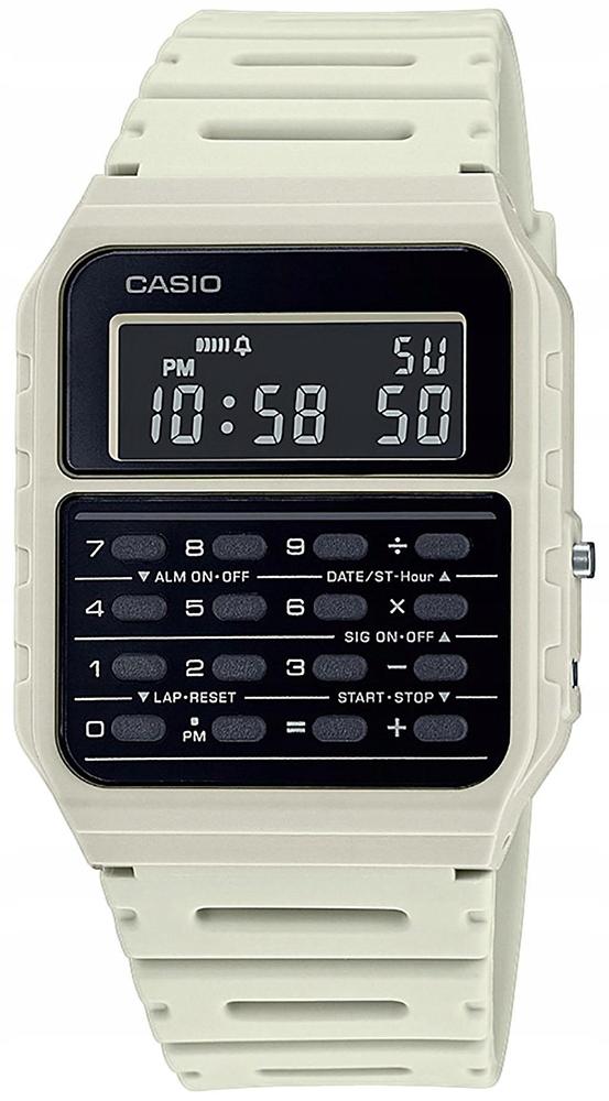Hodinková kalkulačka Casio CA-53WF-8BEF hologram