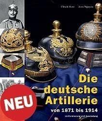 Die deutsche Artillerie von 1871-1914 гг.