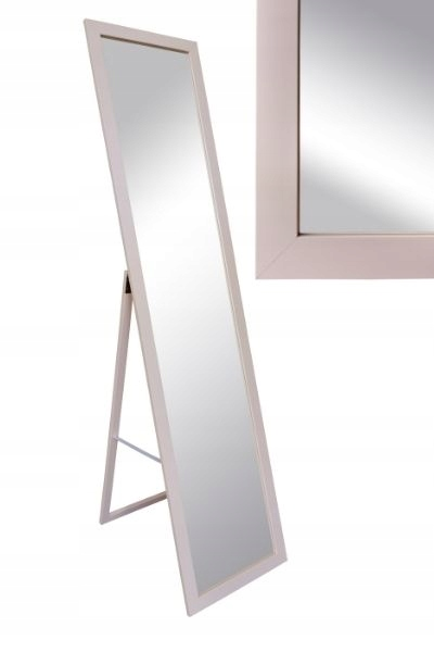 БОЛЬШОЕ зеркало на ножках в Frame Pink 155, 6 цветов