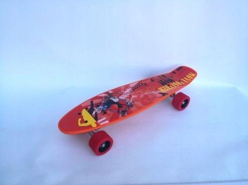Retro skateboard RUSHER Z2882M1