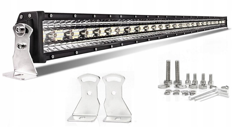 панель led лампа рабочая галоген 936w 12-24v 120cm