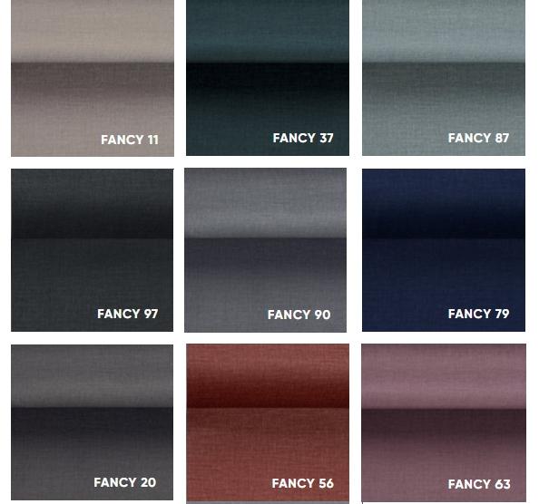 Couch LUIS stilvolles Sofa f. Schlafbehälterfarben Körpermaterial Sonstiges