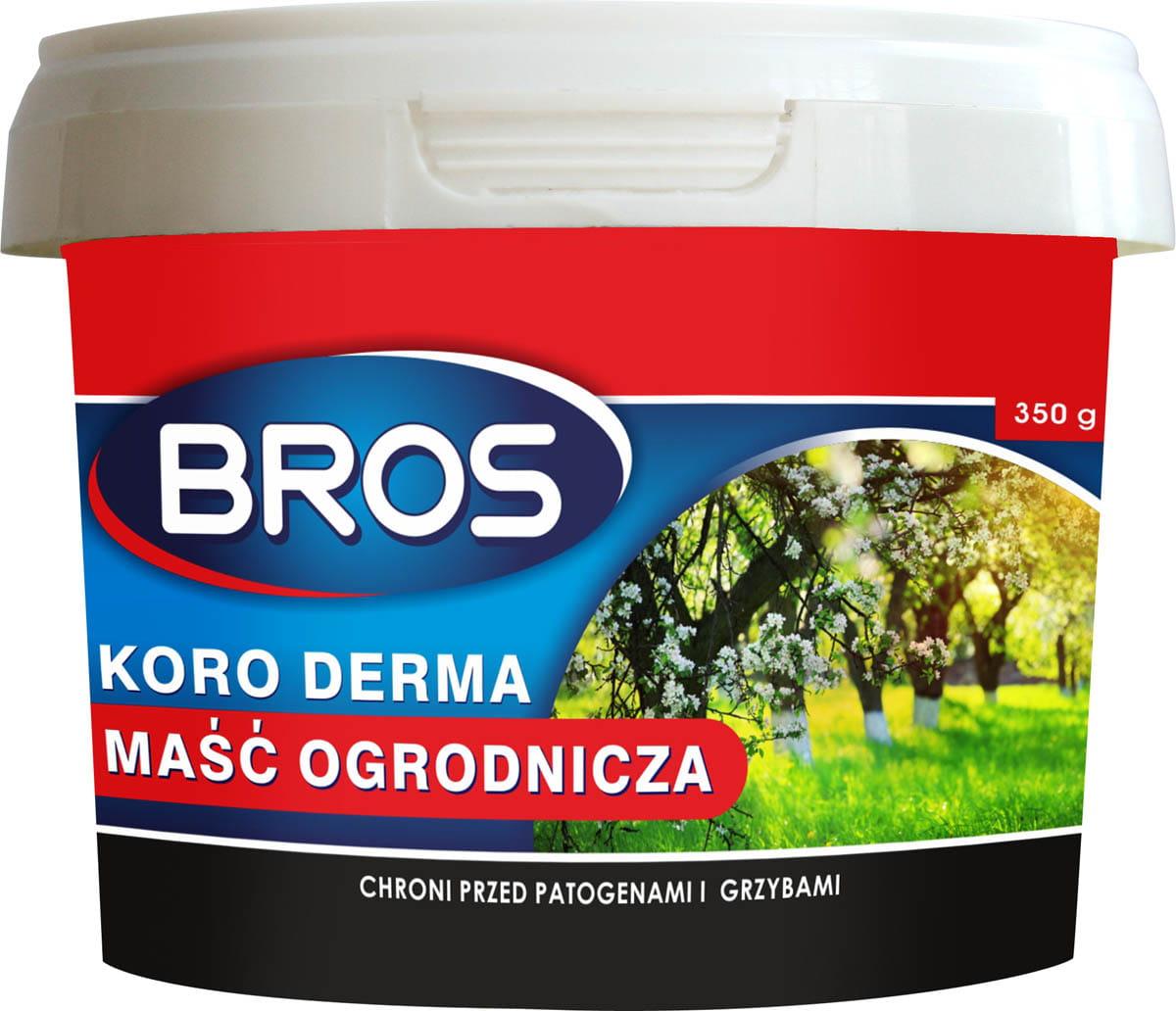 Maść ogrodnicza do drzew Koro-Derma 1kg Bros