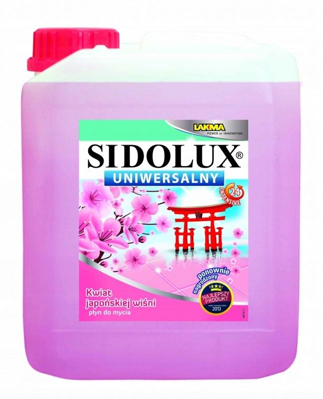SIDOLUX для мытья полов JAPANESE CHERRY BLOSSOM 5L