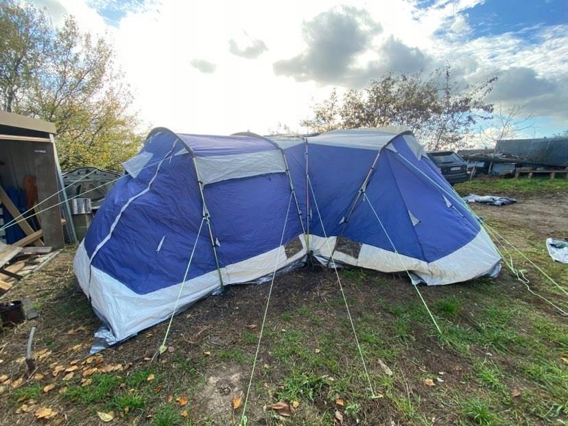 Купить Семейная палатка на 8 человек Skandika Nimbus FV NA014 на Otpravka - цены и фото - доставка из Польши и стран Европы в Украину.