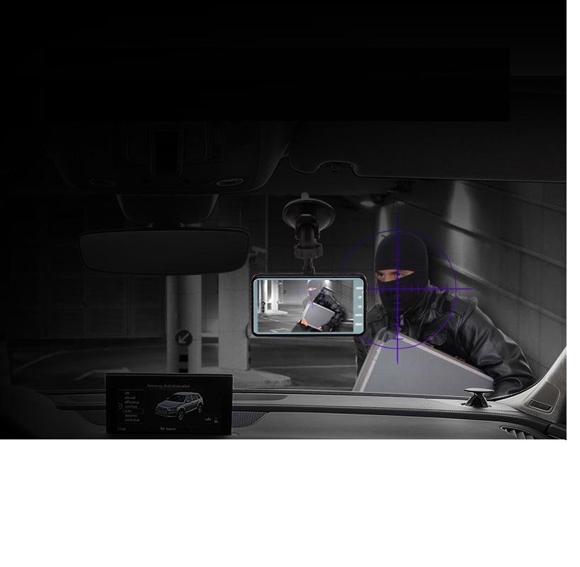 Video Rejestrator Jazdy Kamera samochodowa cofania EAN 2020110578242