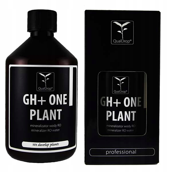 QualDrop GH ONE PLANT RO минерализатор для растений
