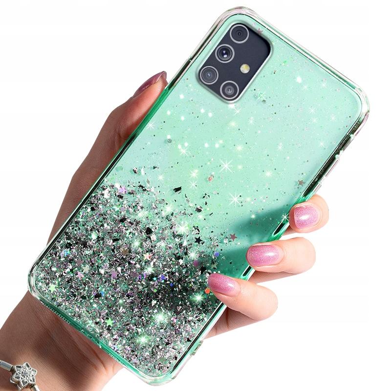 Etui do Samsung Galaxy M31S CASE BROKAT + SZKŁO 9H