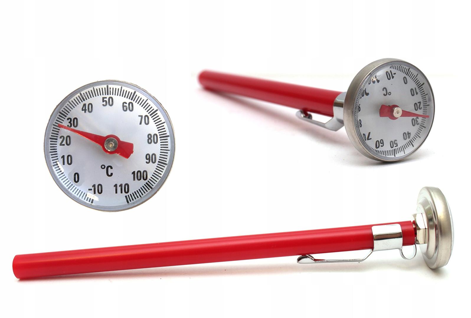 Термометр для Yerba Mate Analog Gastronomic