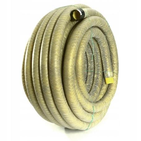 Дренажная труба фильтра из ПВХ fi 80 с крышкой 50