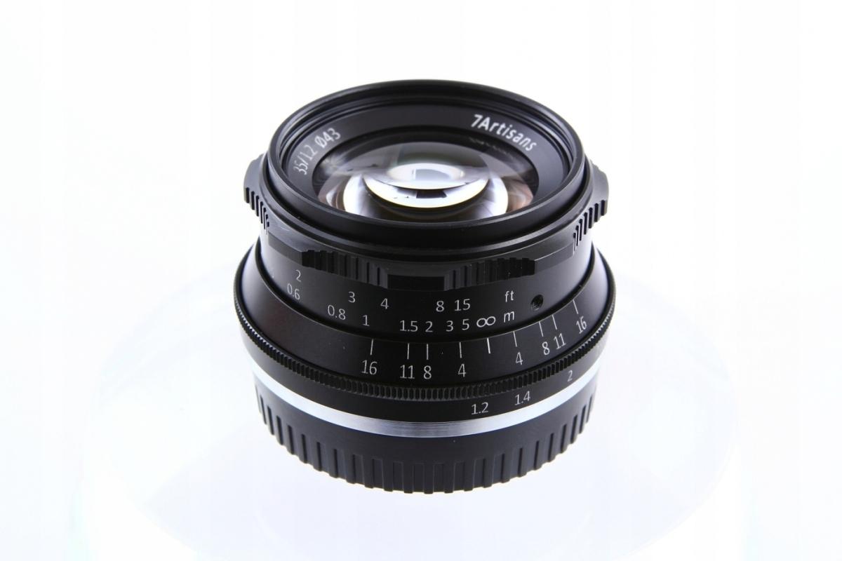 Купить 7Artisans 35mm F1.2 Nikon Z - NOWOŚĆ !! на Otpravka - цены и фото - доставка из Польши и стран Европы в Украину.