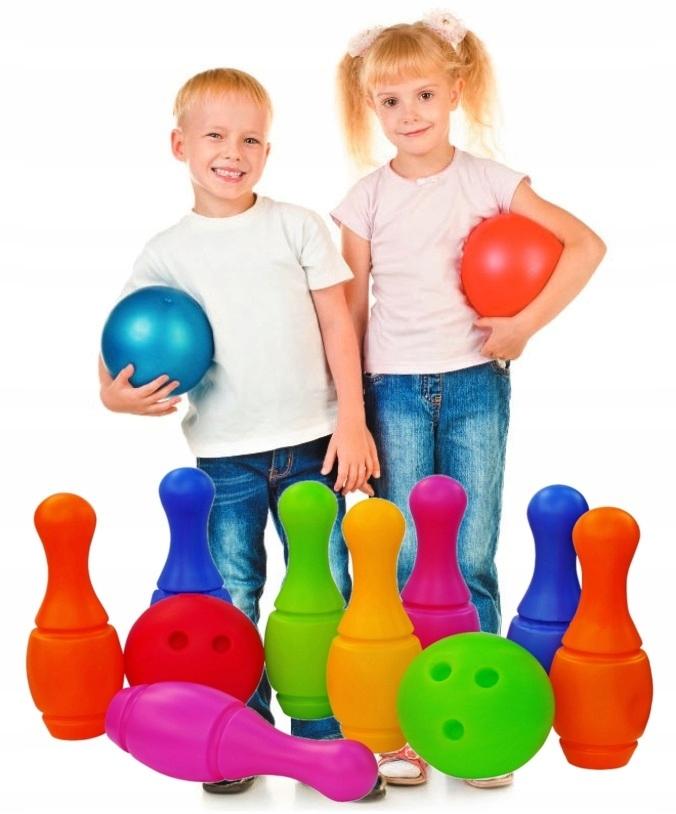 Big 32cm Maxi Bowling 10ks + 2 B.BIG GULLETS 579
