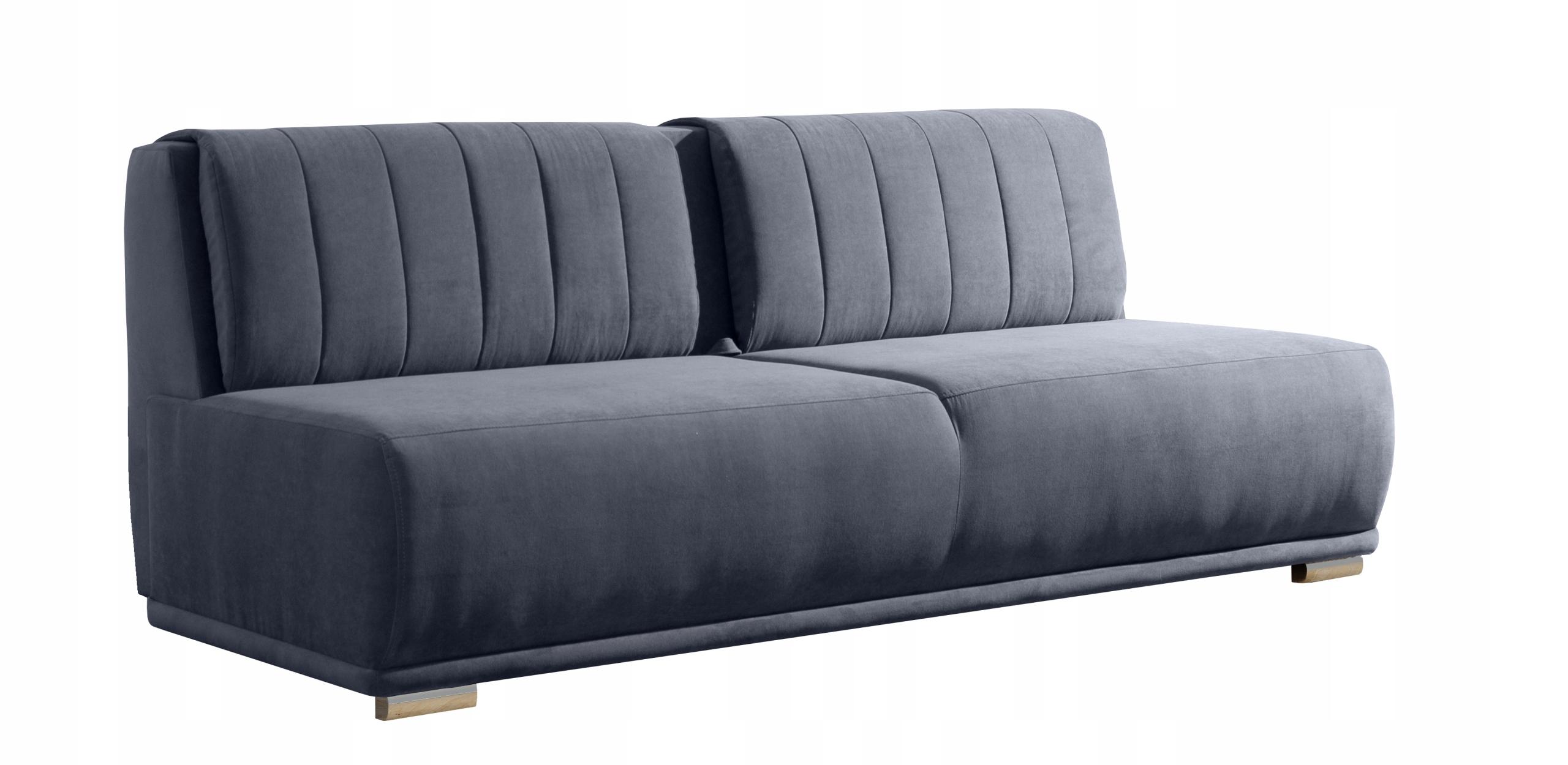 MERINDA Avantgarde-Sofa - Automatikmaschine DL Größe für drei