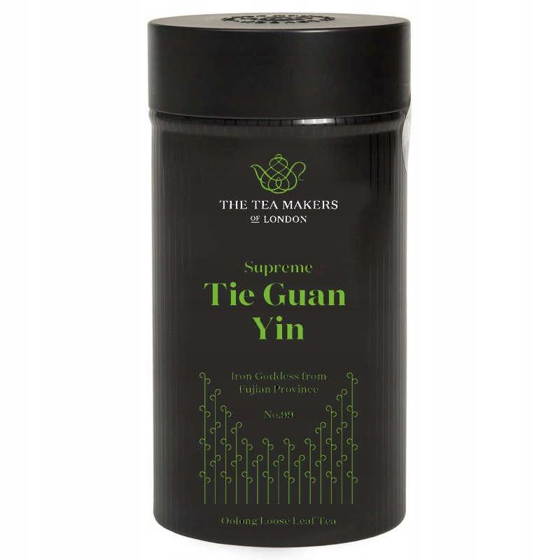 Herbata niebieska The Tea Makers Tie Guan Yin 125g