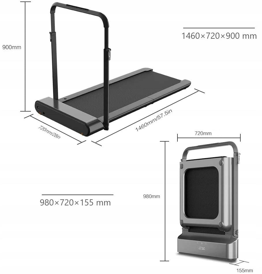 Bieżnia elektryczna Xiaomi WalkingPad R1Pro 10km/h Kod producenta WalkingPad R1Pro