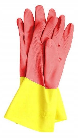 Экономические перчатки Резиновые размер M