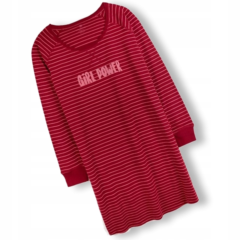 Atlantic koszula nocna Nld 240 Bor 3/4 rękaw M