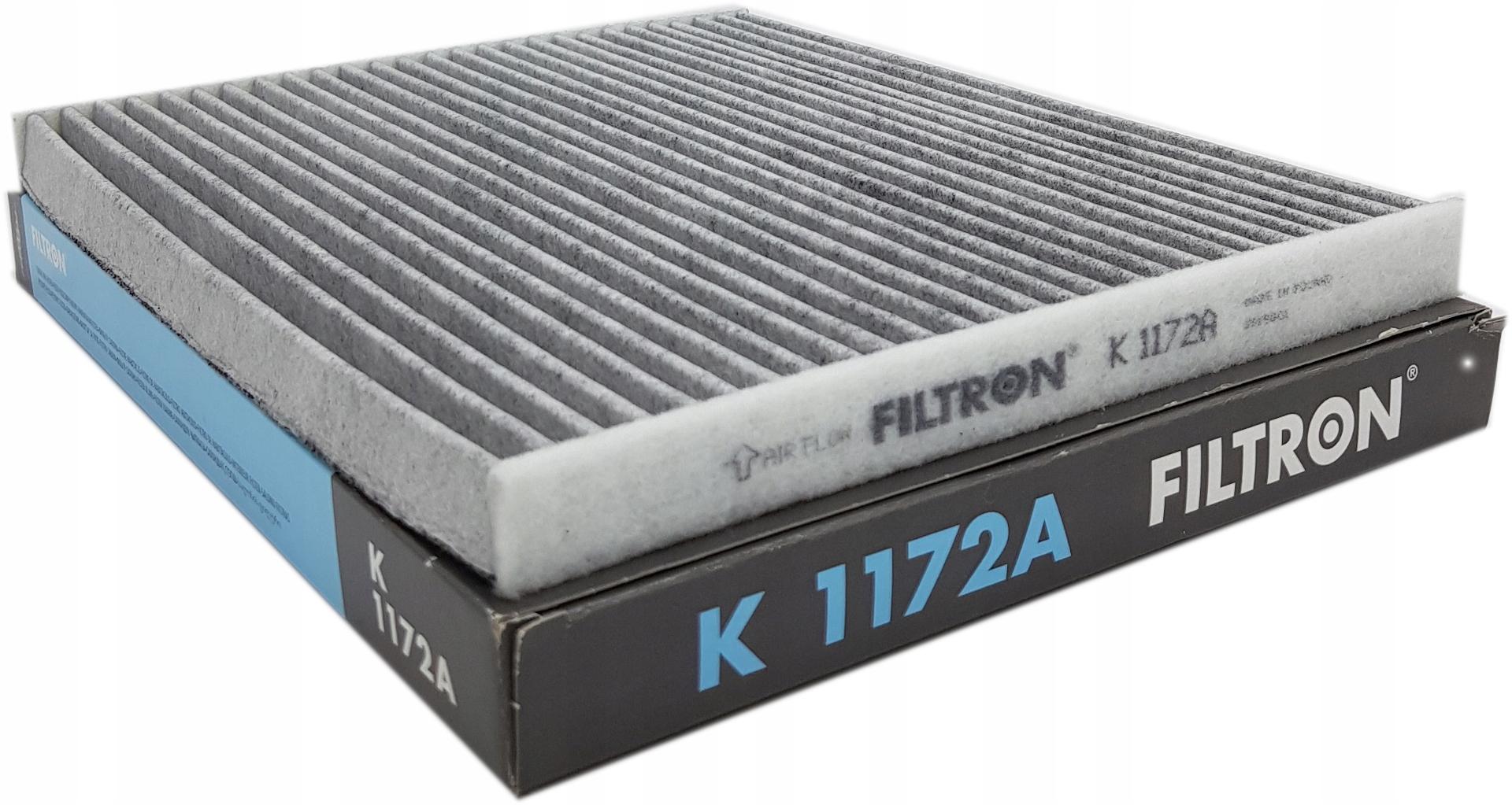 фильтр кабины угольный opel corsa d e k1172a