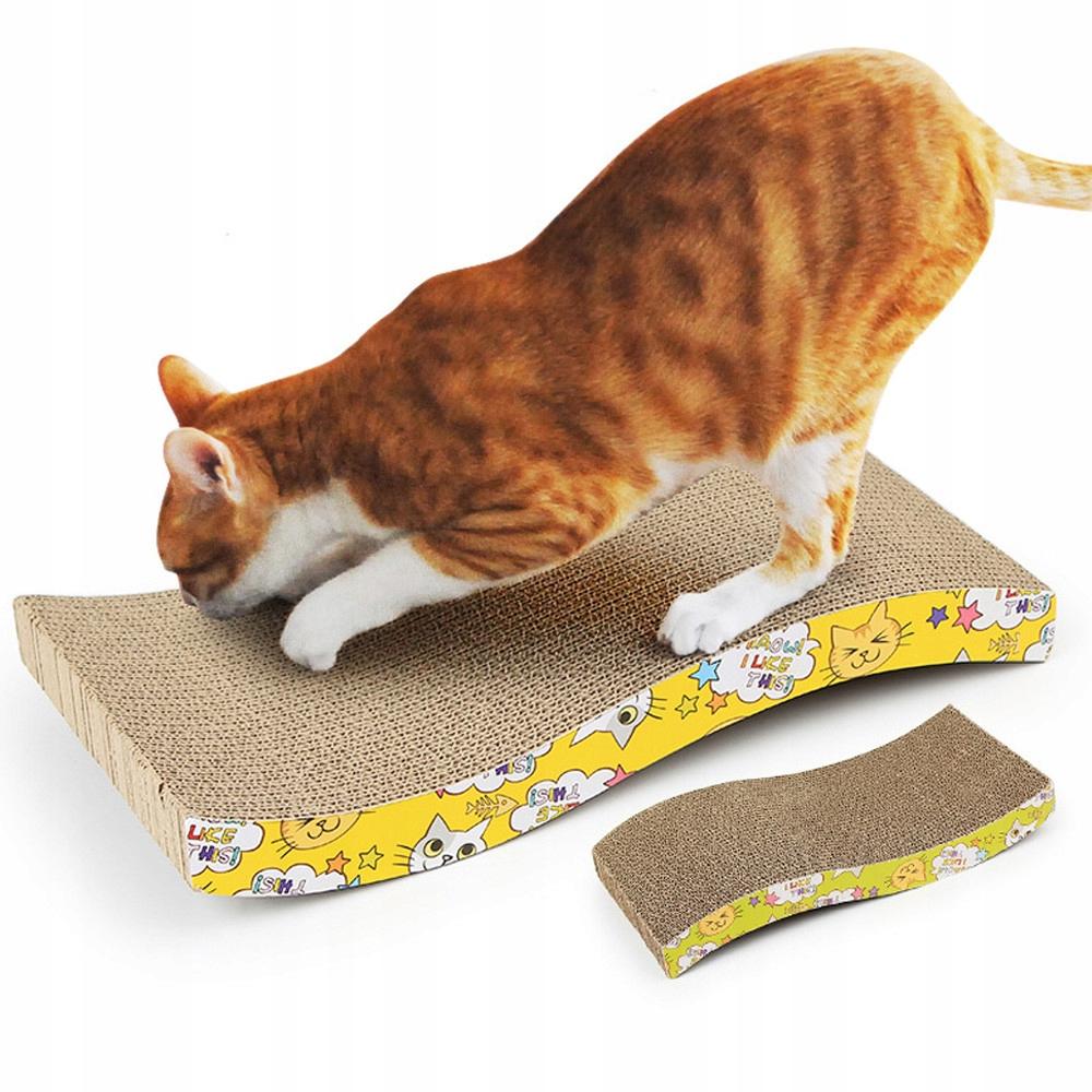 DRAPAK POZIOMY dla kota KOCIMIĘTKA GRATIS