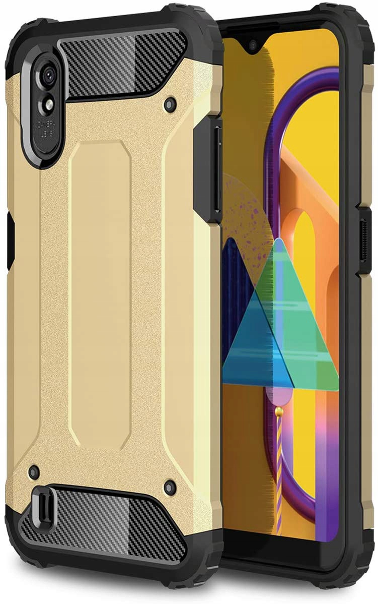 Etui do Xiaomi Redmi 9A Pancerne Case Armor +Szkło